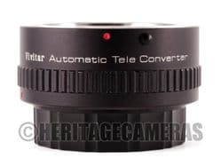 70-210mm MC Zoom Lens, 2X Tele Converter and 1:1 Extension Tubes for Contax Yashica 35mm SLR Cameras
